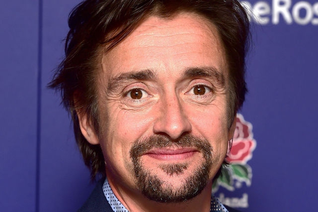 Richard Hammond  arriving at# Wear The Rose Live held at the O2, London. PRESS ASSOCIATION Photo. Picture date: Wednesday September 9, 2015. Photo credit should read: Ian West/PA Wire