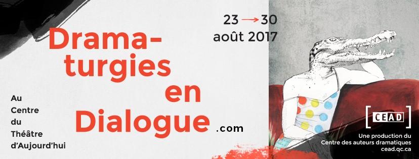 Benjamin Pradet dans le cadre de Dramaturgies en Dialogue : un auteur à