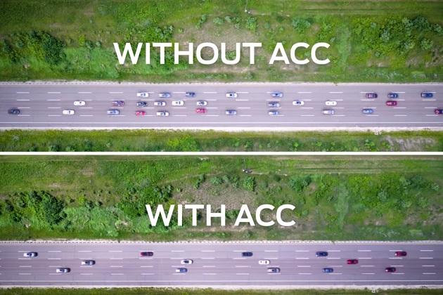 【ビデオ】フォードが実験! アダプティブ・クルーズ・コントロールは自然渋滞の発生を防ぐ効果を発揮するか?