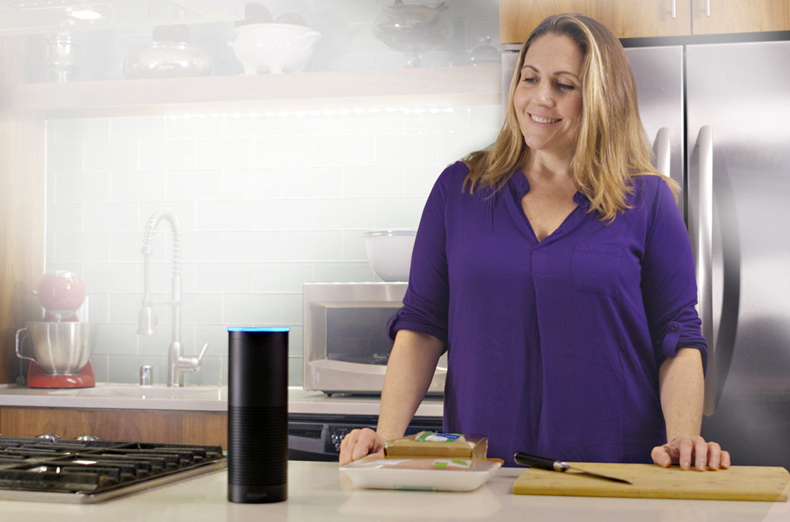 Amazon Echo Now Talks You Through Recipes