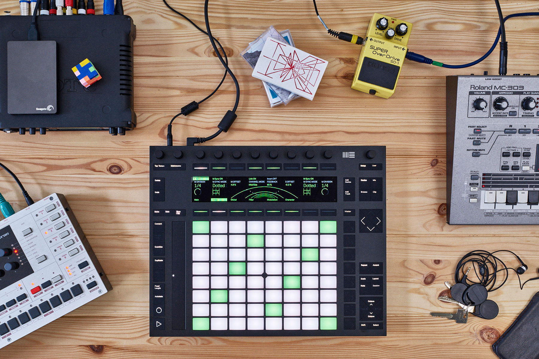 Ableton Live 10 Will Remember Your Riffs If You Forget To