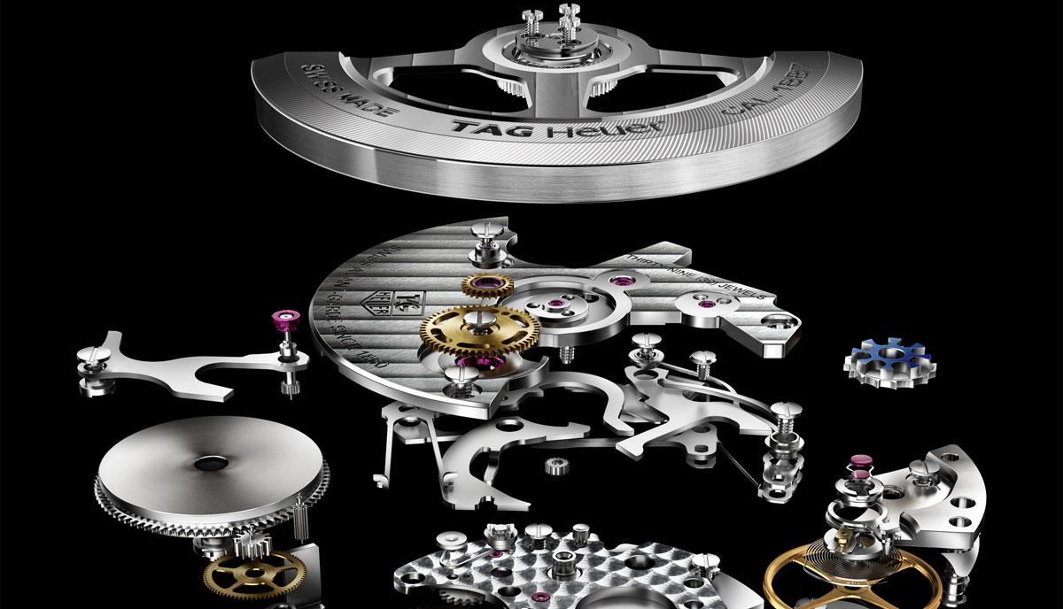 cấu tạo và nguyên lý của đồng hồ cơ