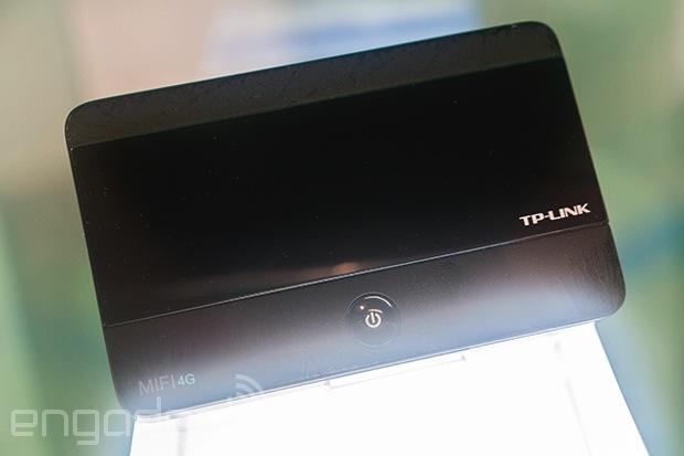 4G 开台初期的过渡选择,TP-LINK 推出支持 LTE Advanced 的 M7350 行动热点
