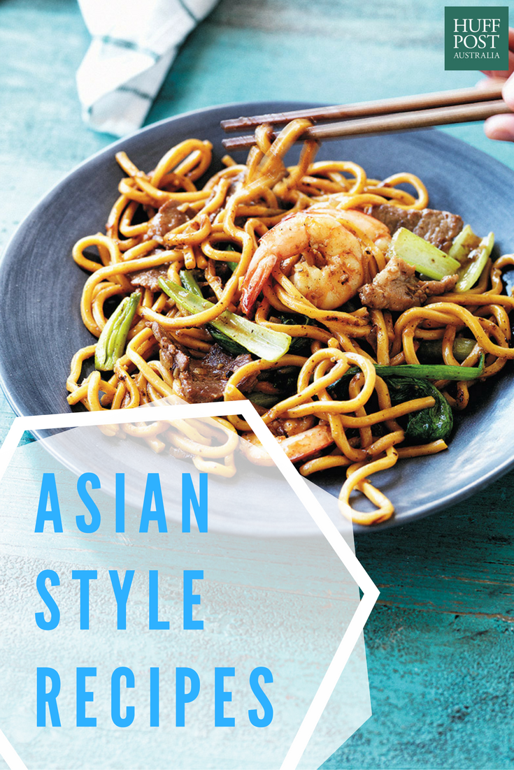 Love Asian Food? Give These Tasty Recipes A
