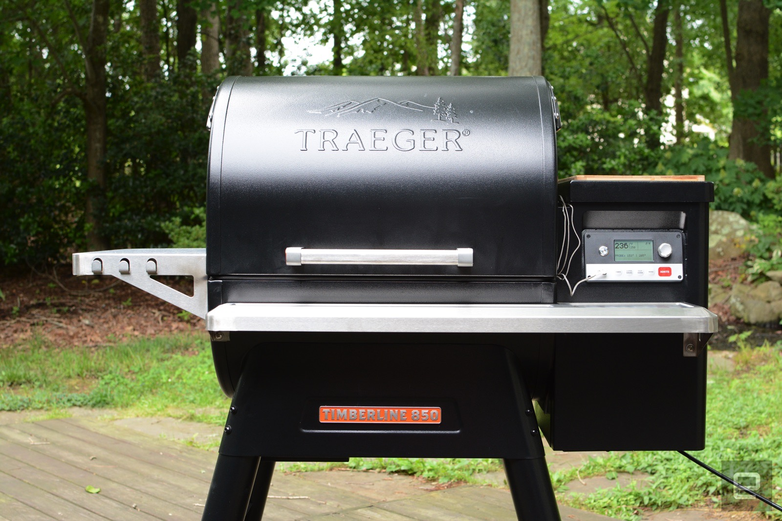 Traeger Timberline 850 Review Bbq Goes High Tech Engadget