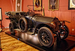 Franz Ferdinand car