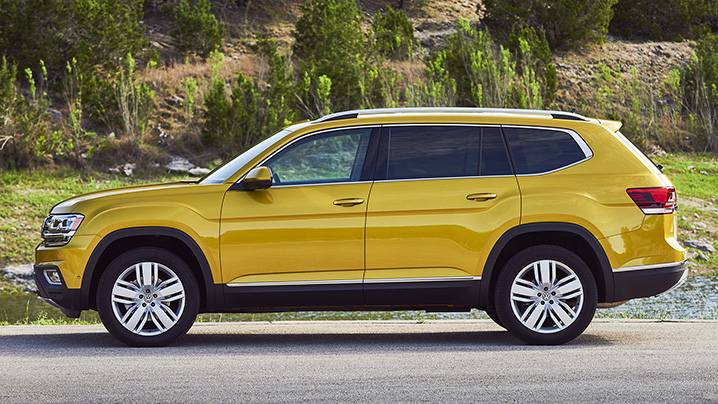 credible   incredible  volkswagen atlas  drive autoblog