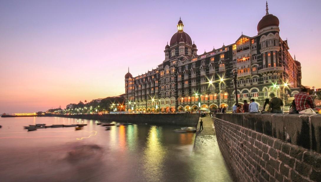 How Mumbais Taj Mahal Palace Hotel Became The First Indian Building