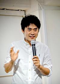 森田真生さん