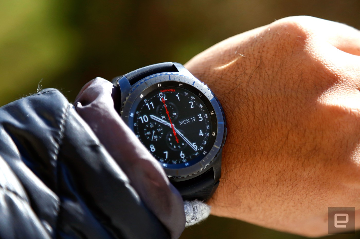Samsung Gear S3 Frontier review: Lots of features, not enough apps