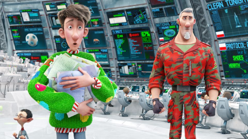 Arthur Christmas Brother.The Best Christmas Movies On Netflix Uk