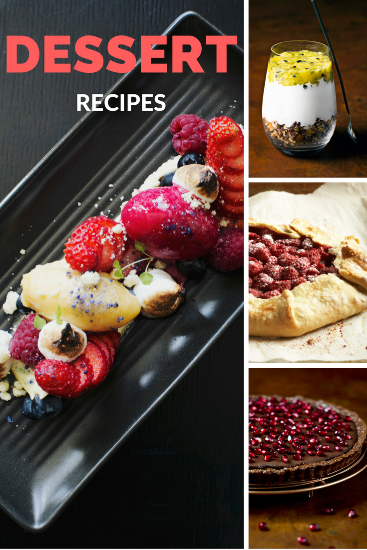 These 7 Decadent Dessert Recipes Are All
