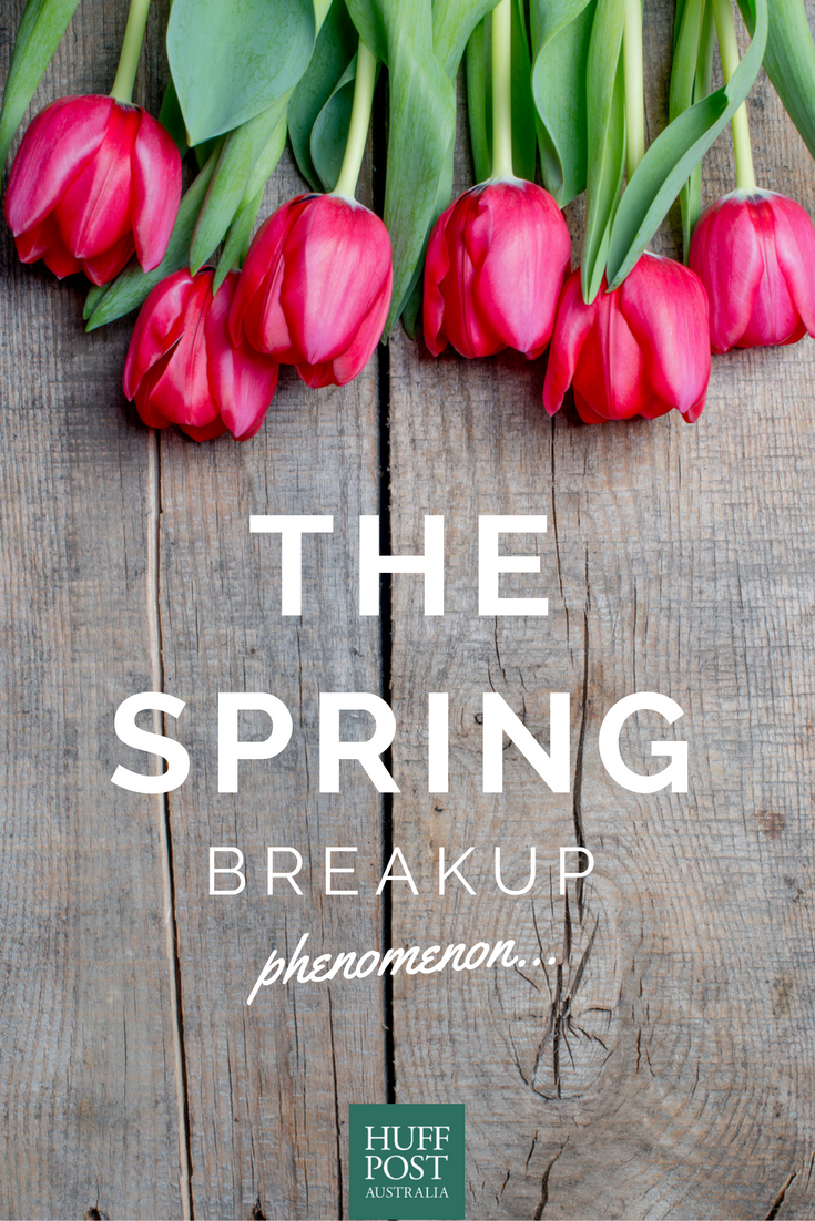 Why People Break Up After Winter For The Spring Dating