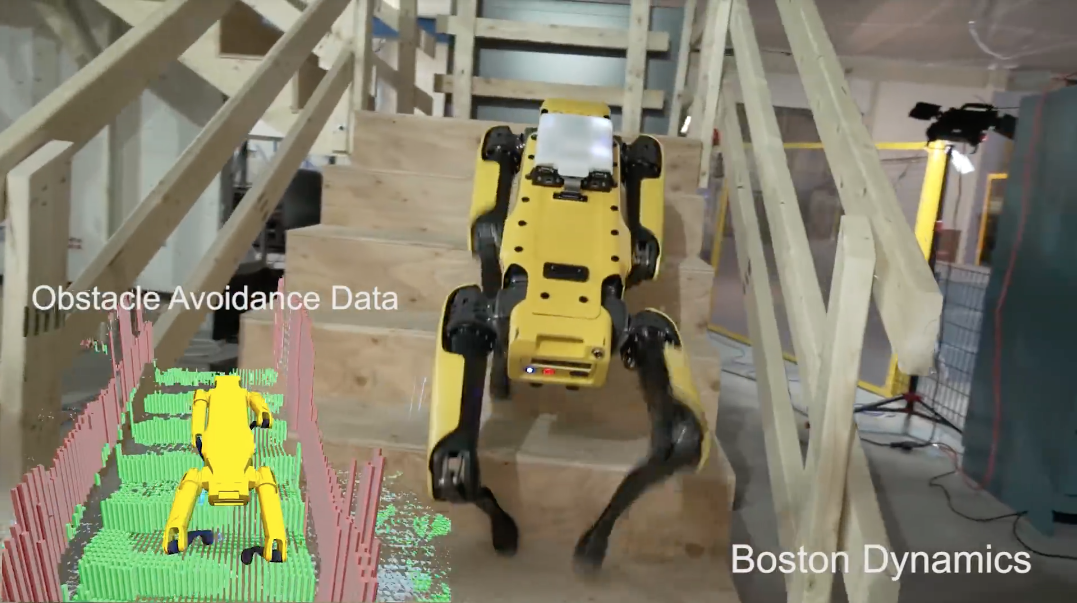 Boston Dynamics is showing off more of the SpotMini robot's skills. In a  new video posted today, the company demonstrates how the little quadruped  can ...