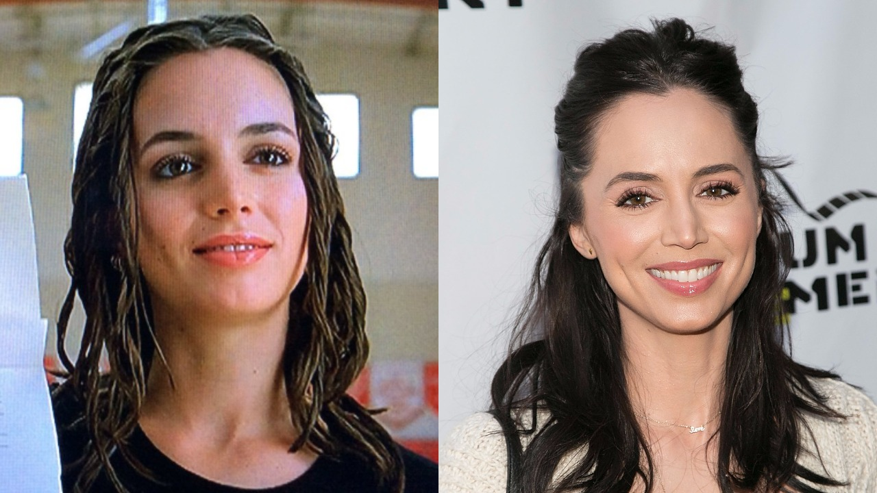 what the cast of bring it on looks like 16 years ago compared to