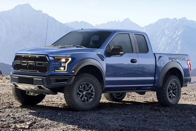 フォード、2017年型「F-150」に新型エコブースト・エンジンと10速ATを搭載すると発表!
