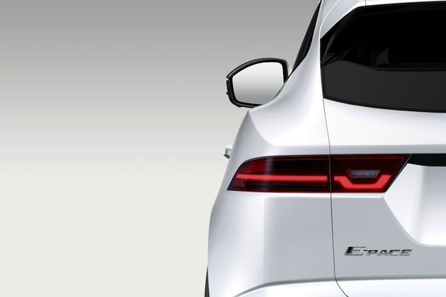 ジャガー、新型コンパクトSUV「E-PACE」を7月13日に公開すると発表 米国では約440万円から!