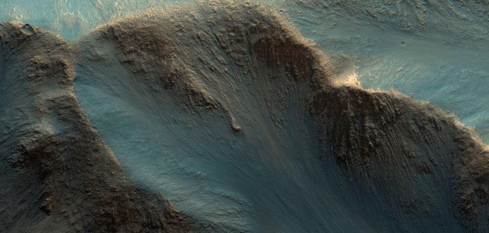 NASA publishes a thousand photos of Mars