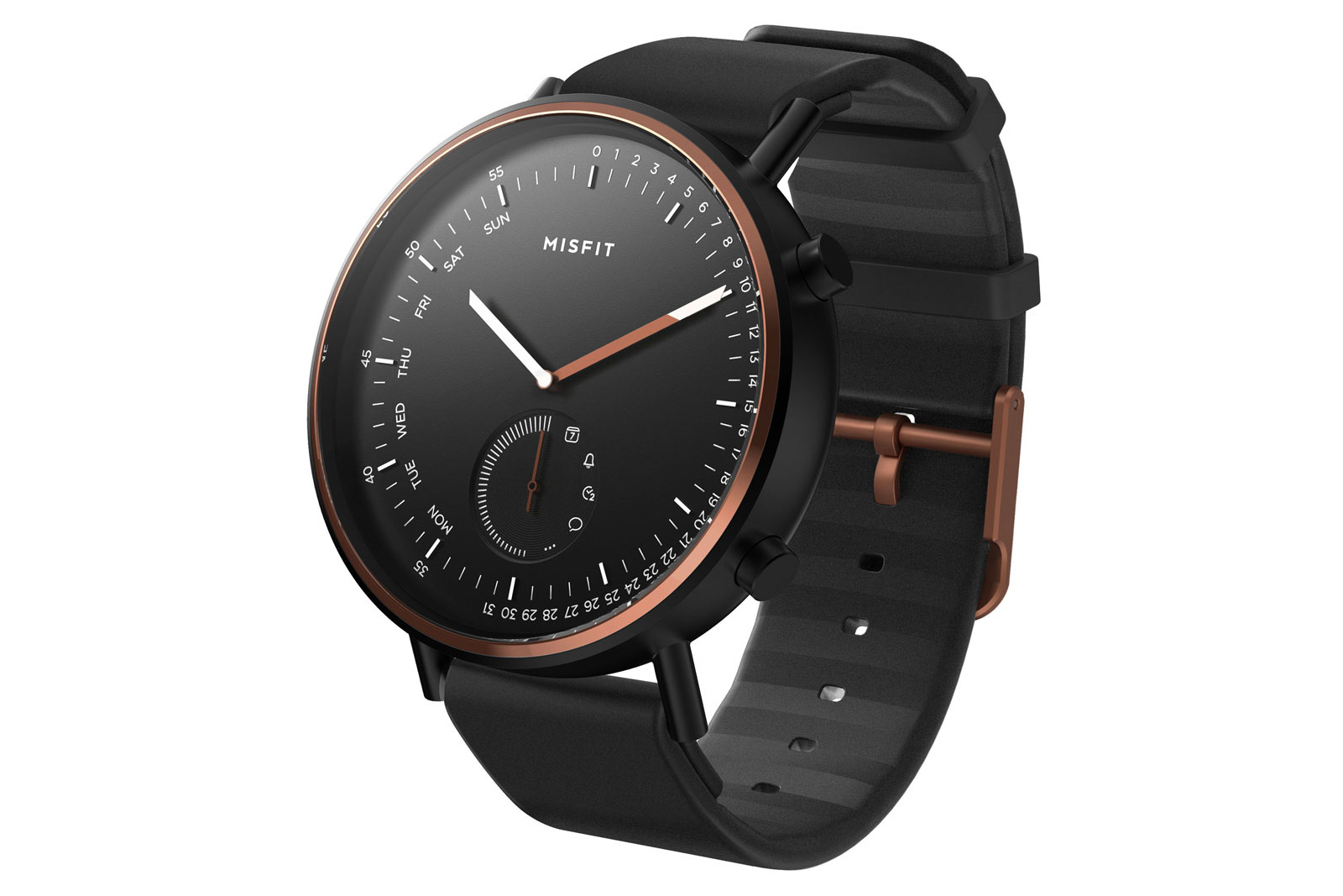 Misfit's latest hybrid smartwatch focuses on classic style ...