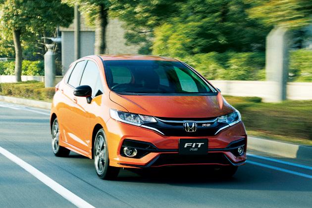 ホンダ「フィット」がマイナーチェンジ 先進安全運転支援システム「Honda SENSING」も採用