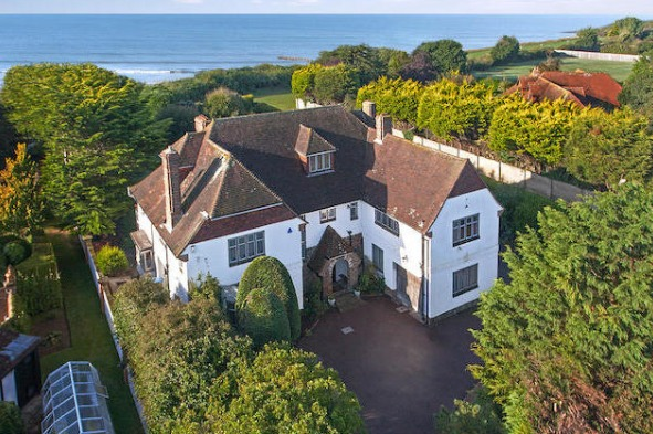 Roger Moore's former home