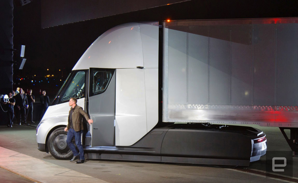 Dhl S Transportation President Jim Monkmeyer Told The Wsj That Tesla Trucks Will Ferry Automotive And Consumer Product Freight Between Factories