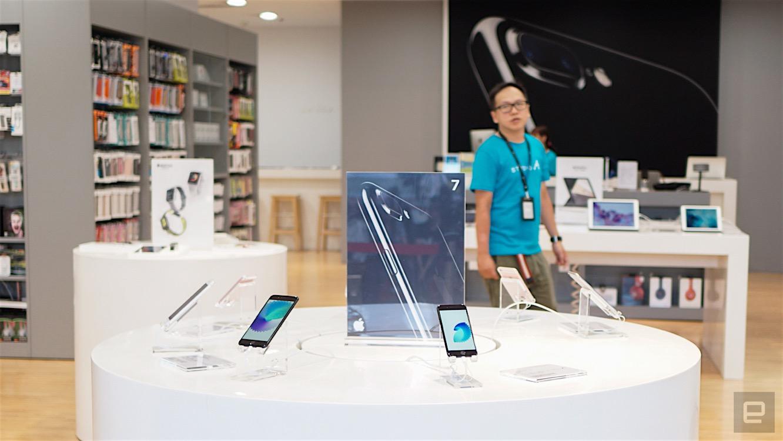 台灣的第一次,iPhone 7 全球同步首賣直擊