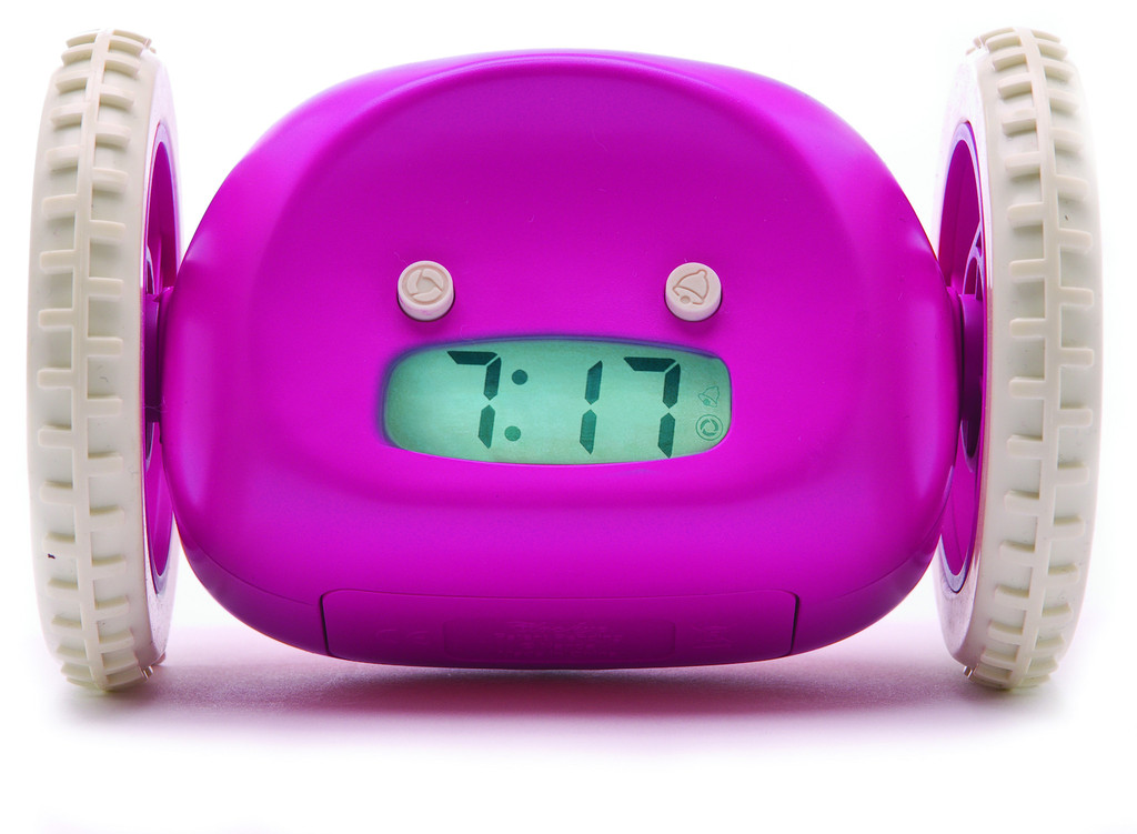 5 Alarm Clocks That Will Actually Get You Up In The