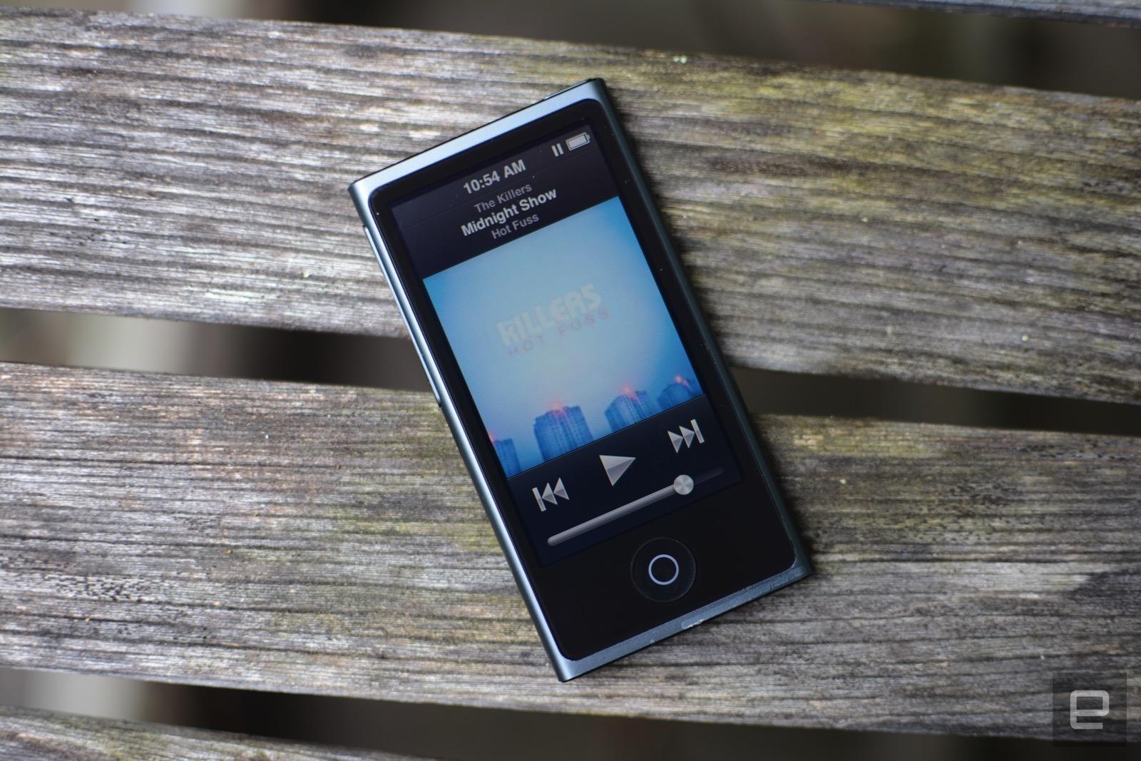 Apple discontinues iPod Nano and iPod Shuffle