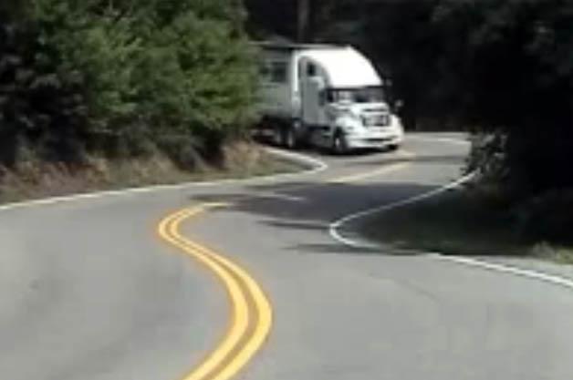 【ビデオ】米屈指の峠道