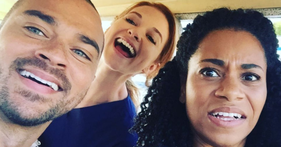 'Grey's Anatomy' Fans Flood Twitter Following April Kepner's Accident