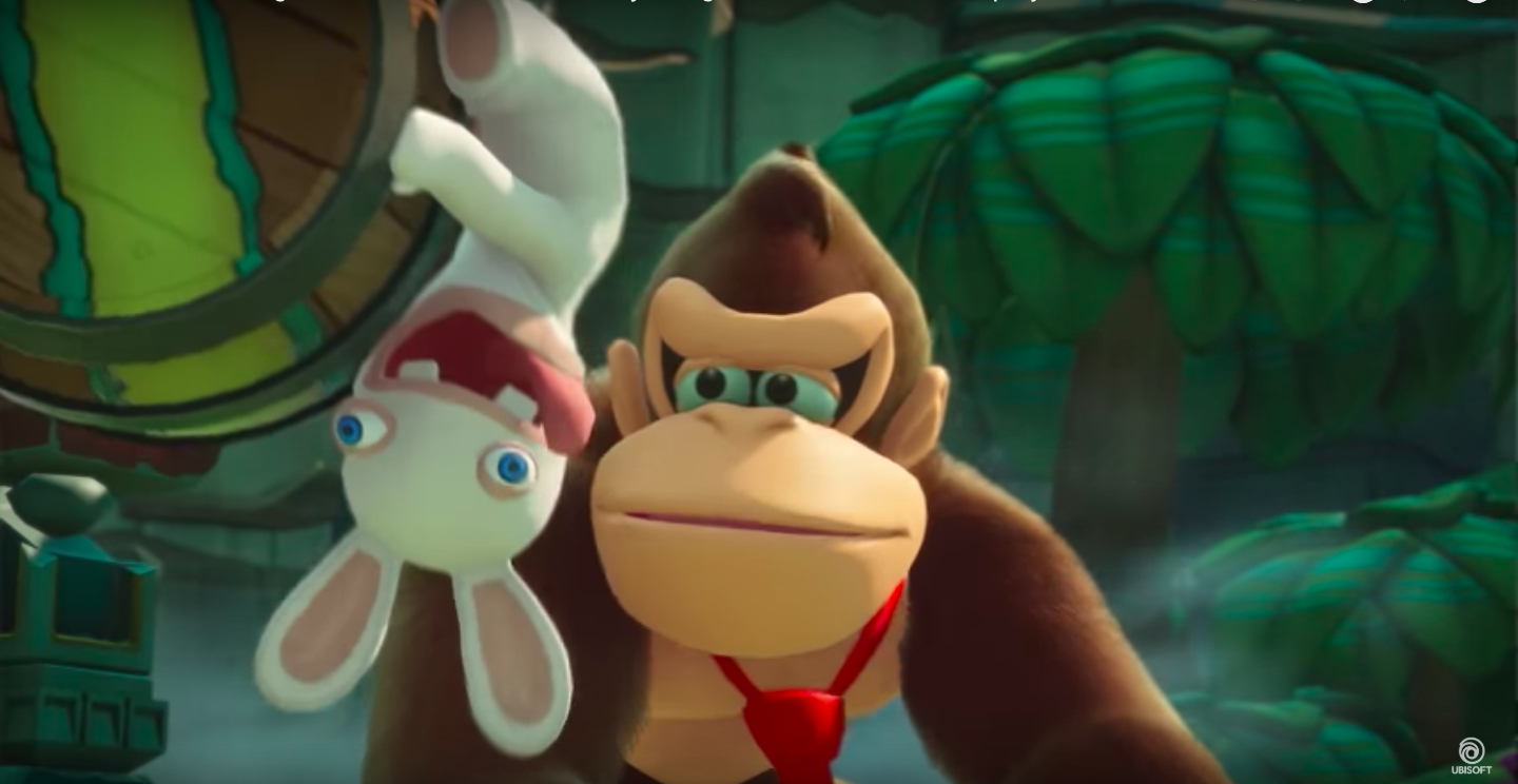 Mario + Rabbids Kingdom Battle DLC 'Donkey Kong Adventure' launches June 26