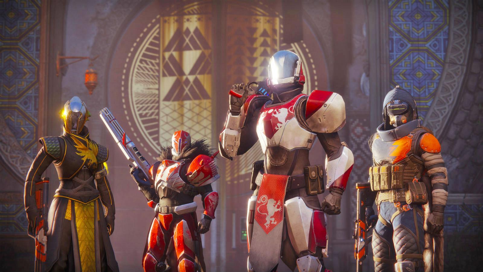 Destiny needs matchmaking for raids