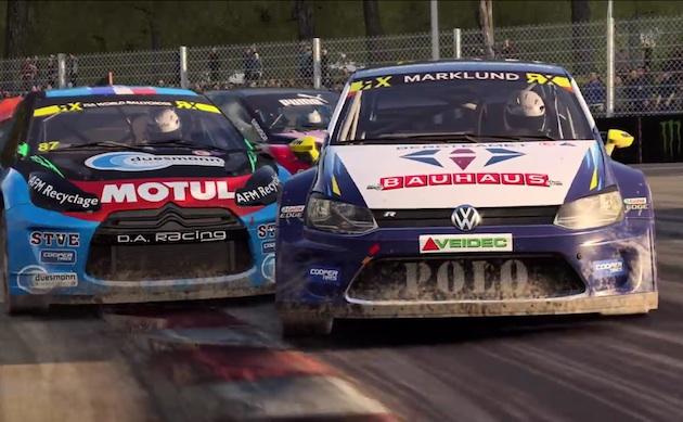 【ビデオ】FIA世界ラリークロス選手権公式ゲーム「DiRT 4」の最新トレーラー映像が公開 往年のグループBマシンも登場!