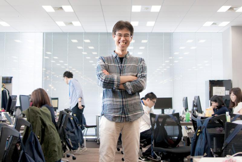 執行役員の西川 滋。経営企画や人事などコーポレートスタッフを束ねる企画統括室の室長を務める