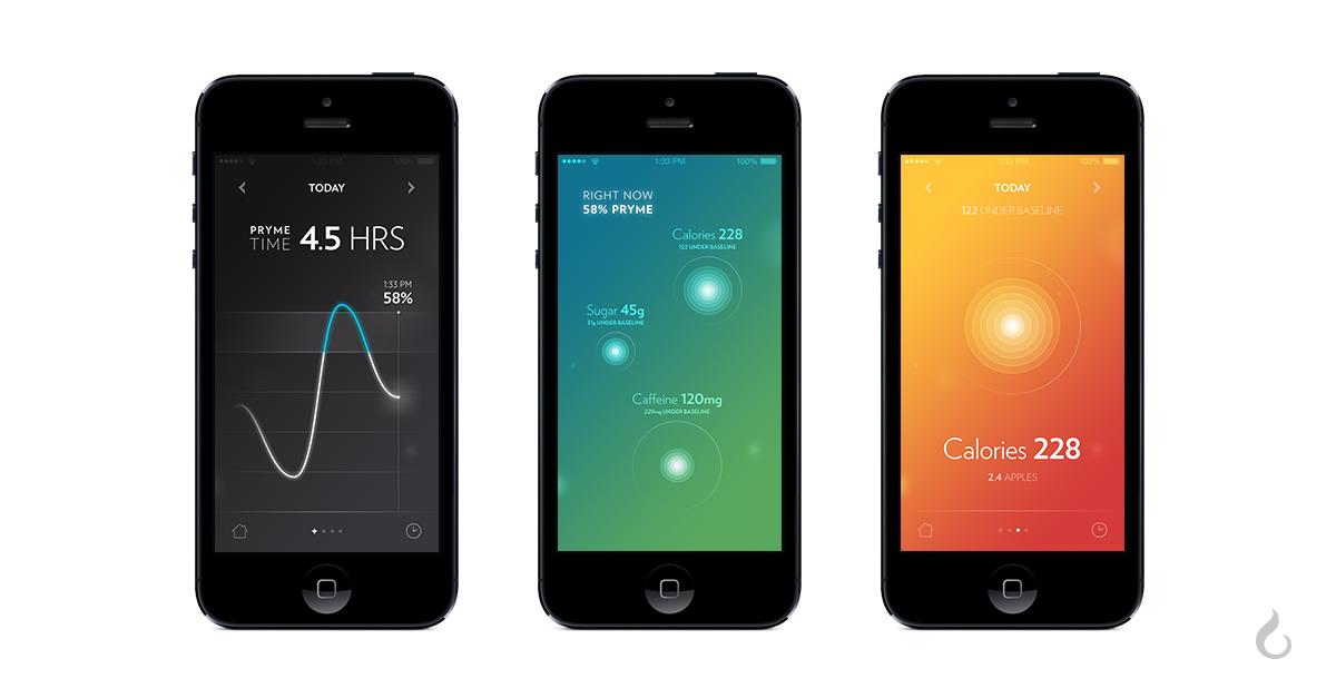 Vessyl iPhone app