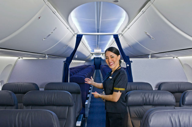 Why your brand-new plane doesn't have a seat-back TV