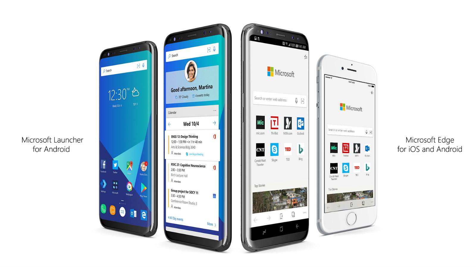 預覽版微軟 Edge 瀏覽器已登陸 Android