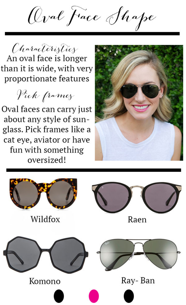 Sunglasses For Wide Faces  finding the right sunglasses to fit your face aol lifestyle