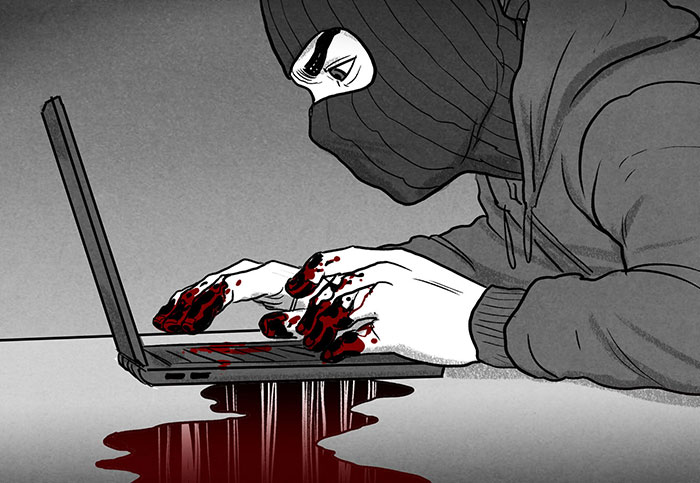 With Khashoggi, tech confronts its blood money