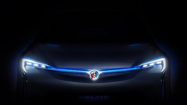 ビュイック、中国市場向けプラグイン・ハイブリッド車「ヴェリテ」の発表を予告
