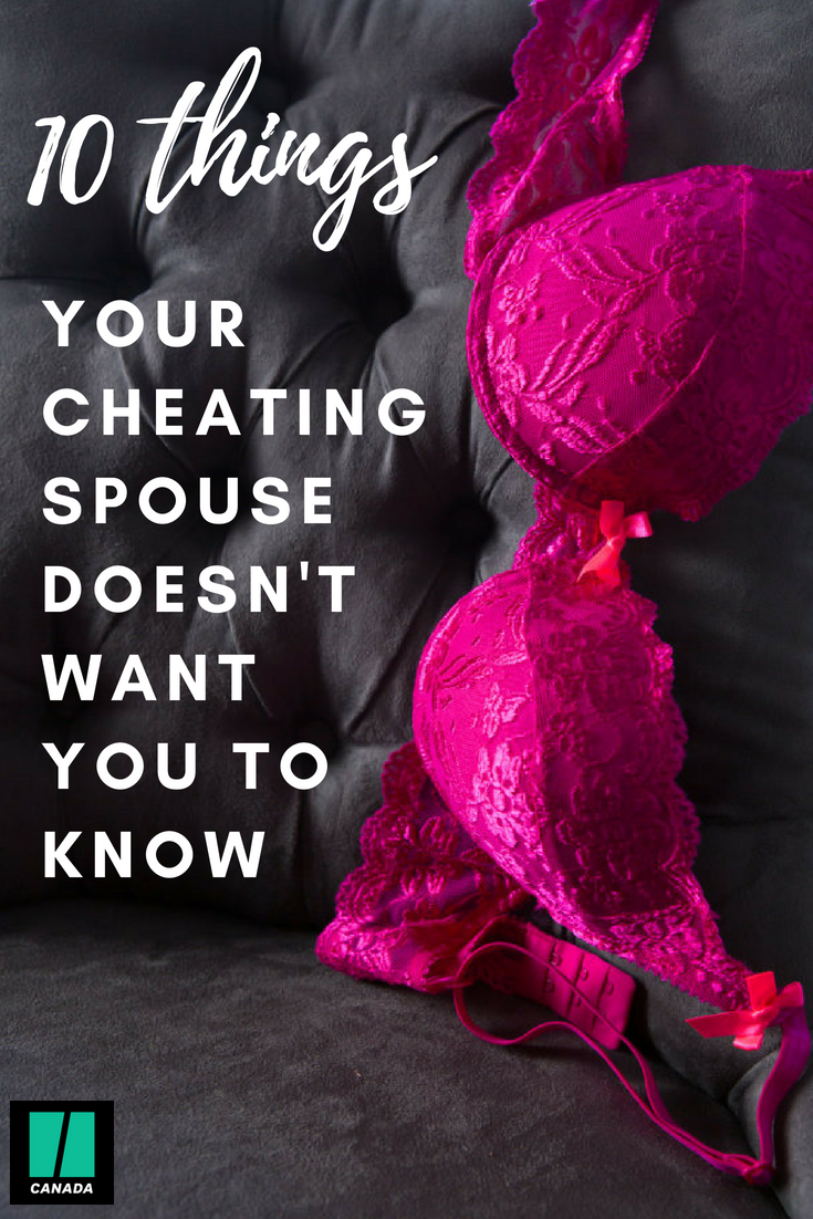 Why spouses cheat