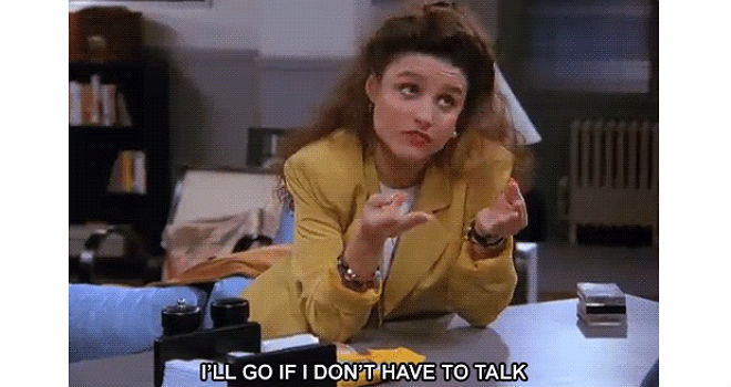 21 Times Elaine Benes From 'Seinfeld' Proved She's ...