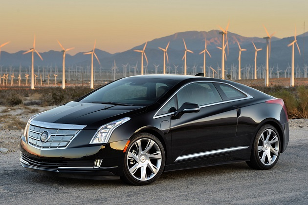 GM、新型電気自動車シボレー「ボルト(Bolt)」の生産を10月に開始 キャデラック「ELR」は生産終了