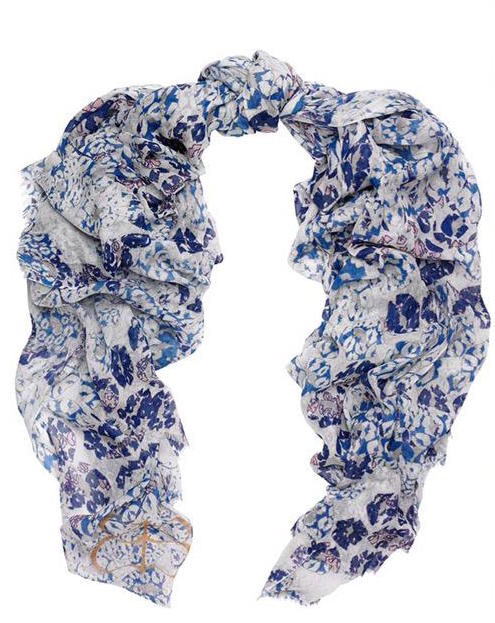 Beulah London scarf Kate Middleton