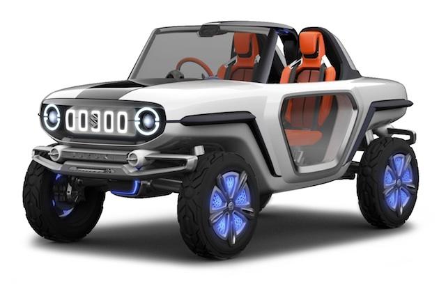 スズキ、東京モーターショー2017の出展車概要を発表 電動コンパクトSUVコンセプトのほか、発売が期待されるモデルも多数