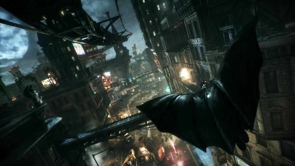 PC 版《蝙蝠侠:阿卡汉姆骑士》重新上架时间确定