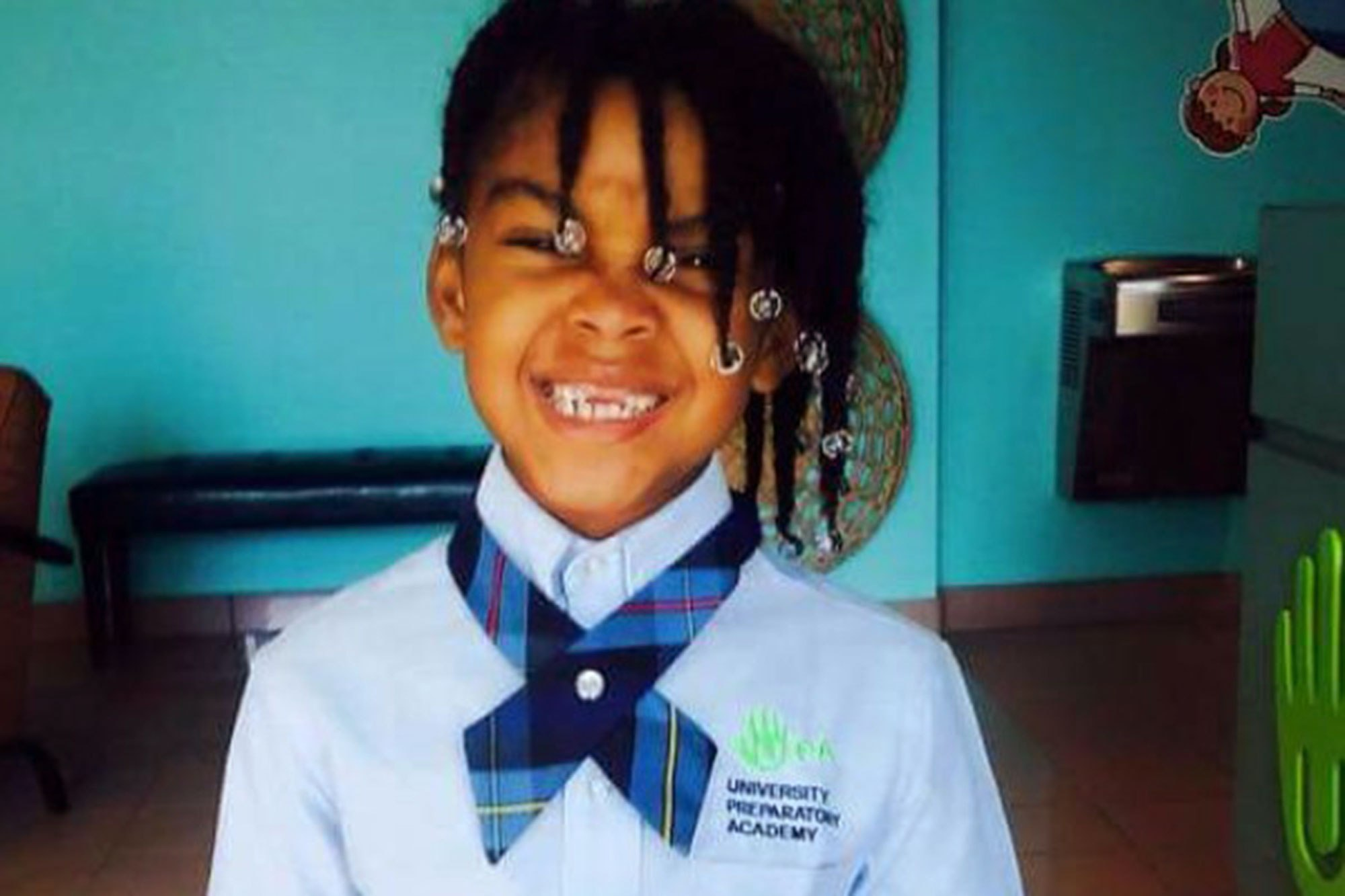 Florida Girl, 8, Dies After Being Dared to Drink Boiling Water Through Straw  https://www.gofundme.com/kiari-pope-funeral-arrangements  Credit: GoFundMe