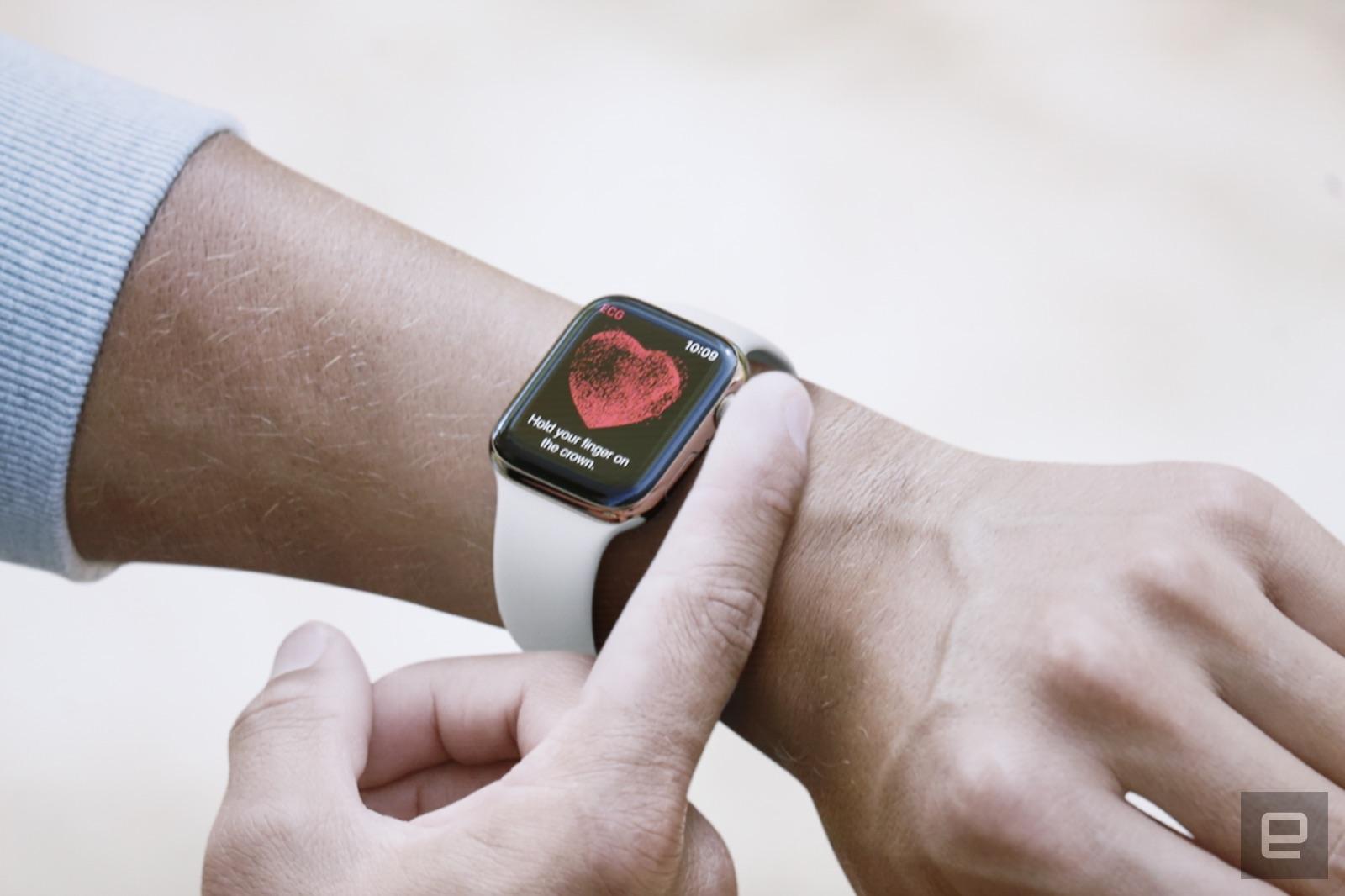 20b2066731 Apple Watch Series 4の心電図(ECG)、日本では使えない? Appleに聞いてみた(訂正) - Engadget 日本版