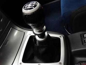 2005 Subaru WRX STI interior